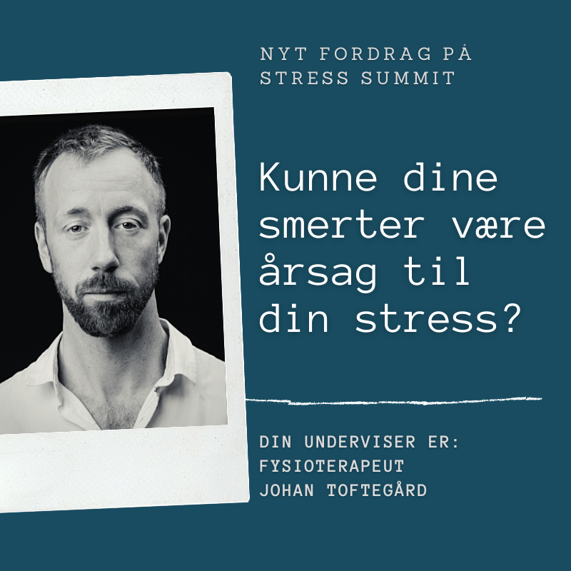 Foredrag_Kunne dine smerter være årsag til din stress