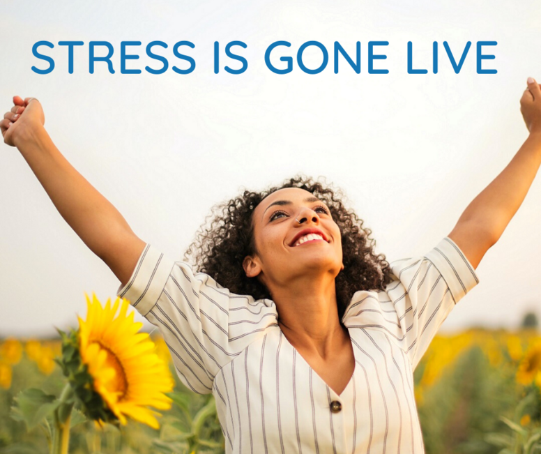 Stress Is Gone Live