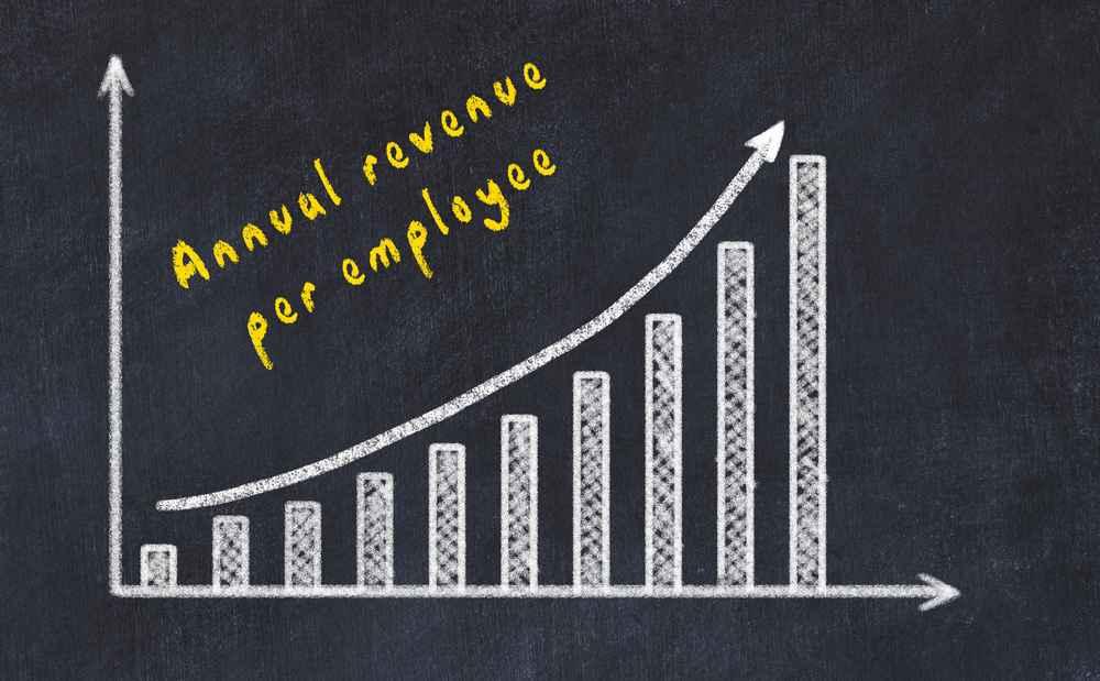 Annual Revenue Per Employee