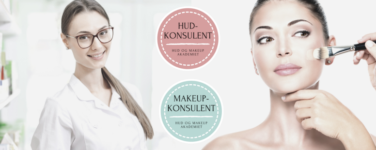 Kombi-pakken; Diplomert Hudkonsulent & Makeupkonsulent