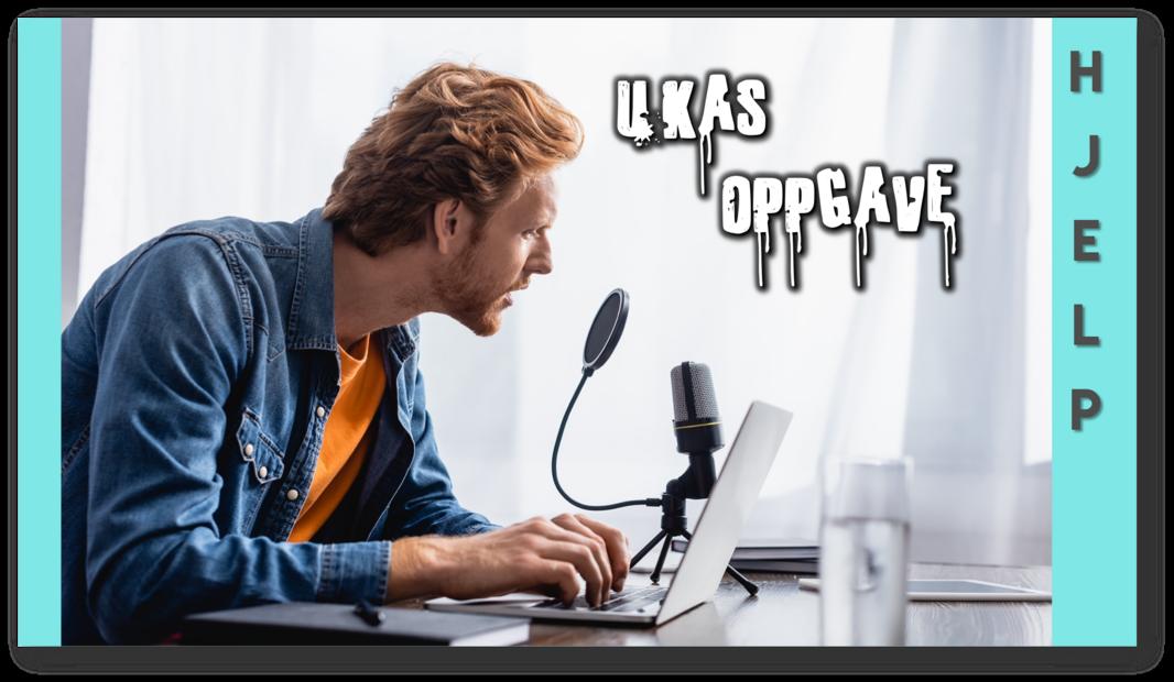 NFI-UT Sales page - Ukas oppgave