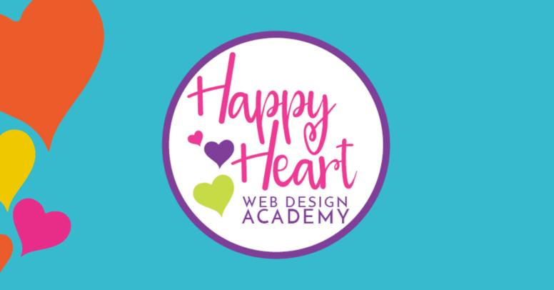Happy Heart Web Design Academy