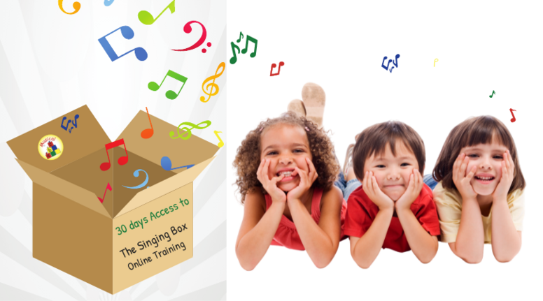 30 Days Access to The Singing Box