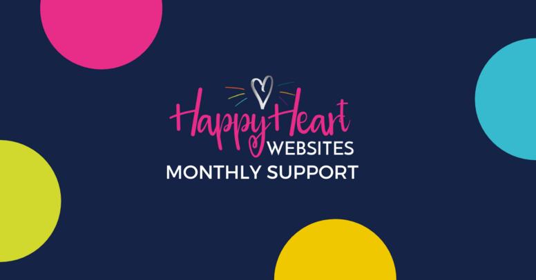 Happy Heart Website Kit