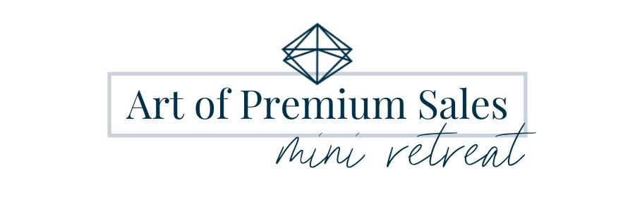Sales mini retreat logo