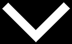 White down arrow