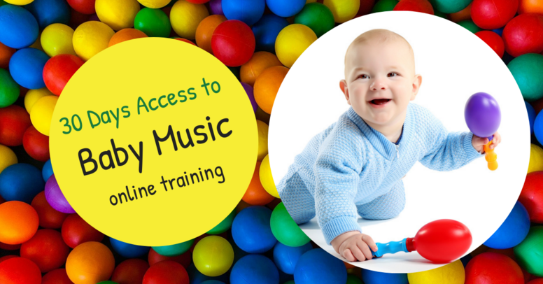 30 Days Access to Baby Music