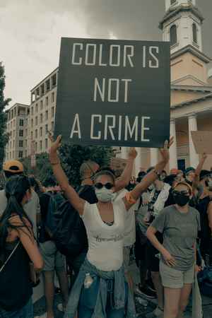 BL00 Color is Not a Crime