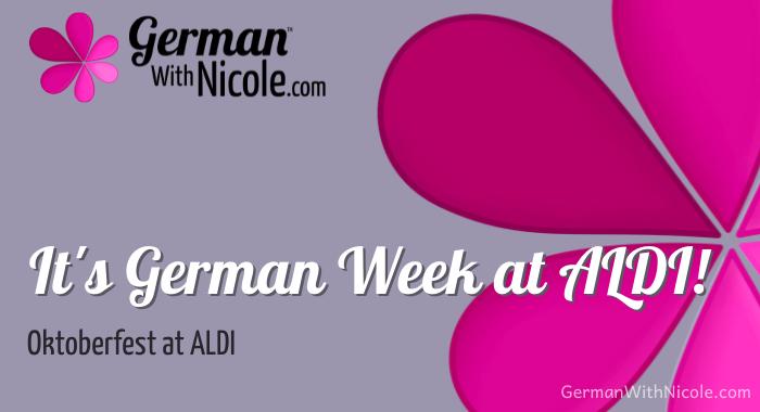 German Week at ALDI Oktoberfest