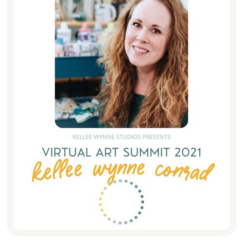 Kellee Wynne Conrad Virtual Art Summit 2021