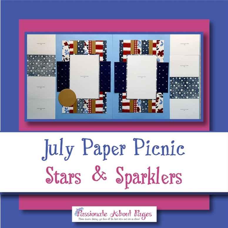 Stars & Sparklers Half Day Paper Picnic