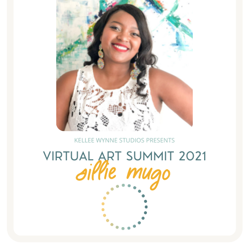 Sillie Mugo Virtual Art Summit 2021