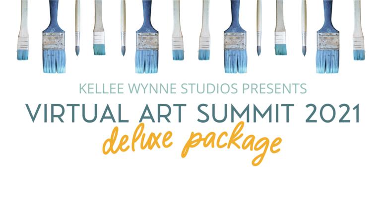 Virtual Art Summit 2021, Deluxe