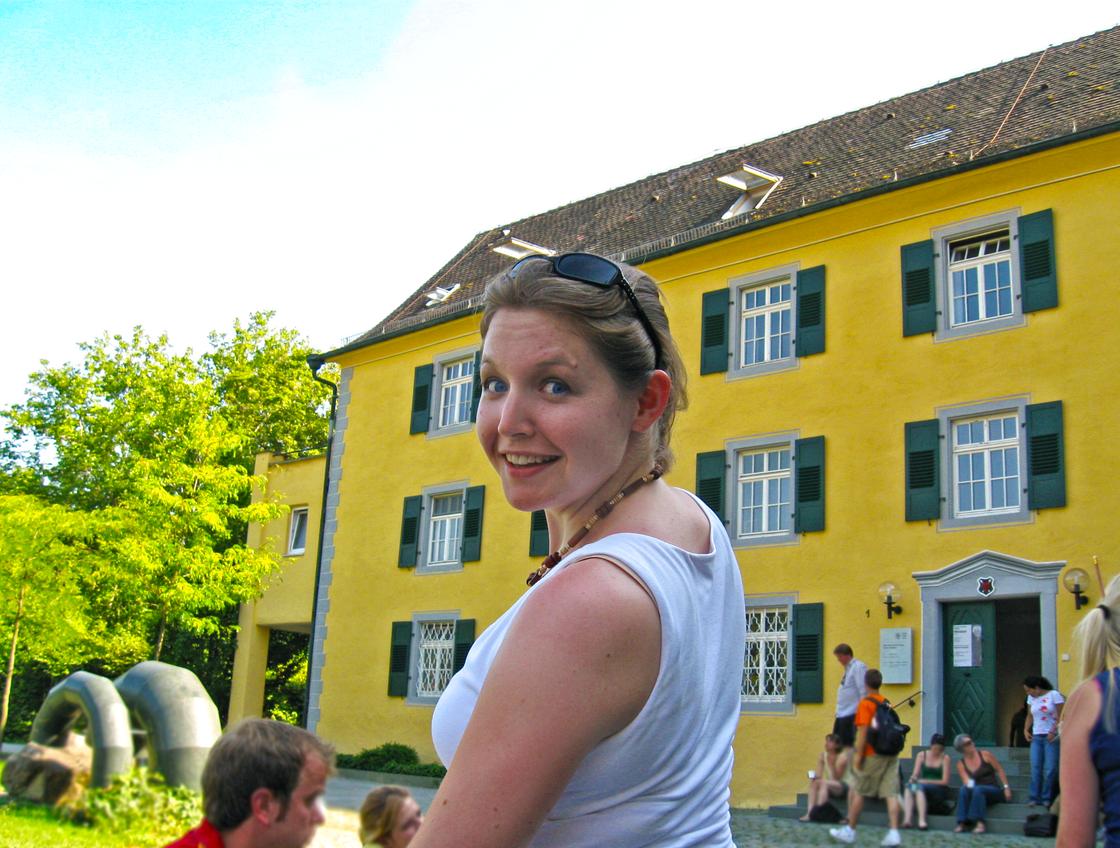 Nicole in Ueberlingen, Credit: Tim Reno