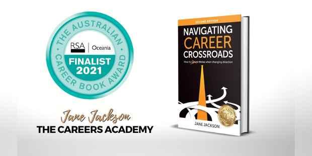 TCA Navigating Career Crossroads Book Award