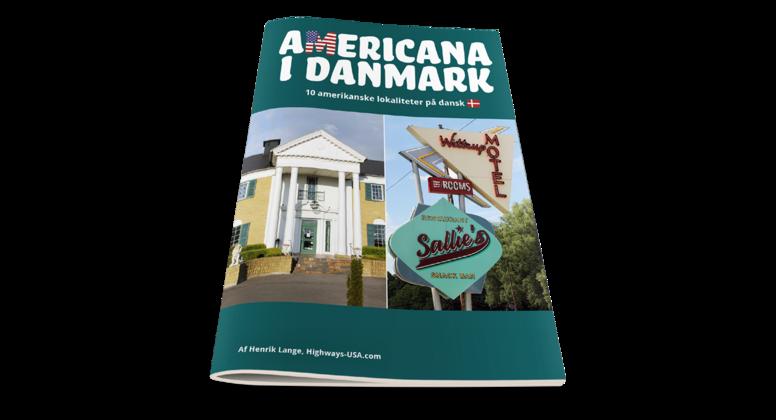 Americana her i Danmark: Få 10 USA oplevelser på dansk