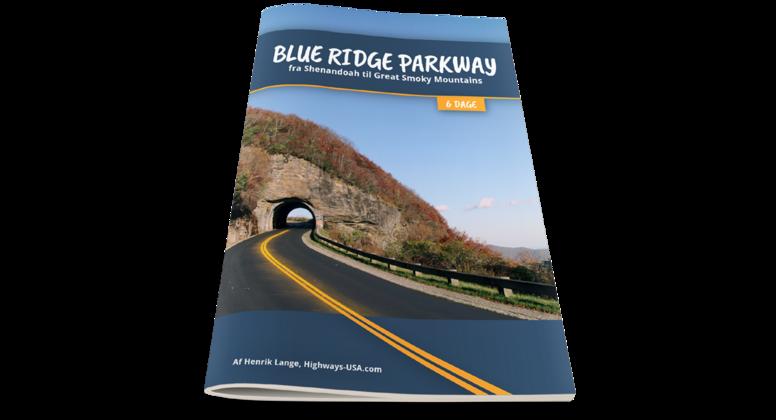 Blue Ridge Parkway fra Virginia til Great Smoky Mountains på 6 dage