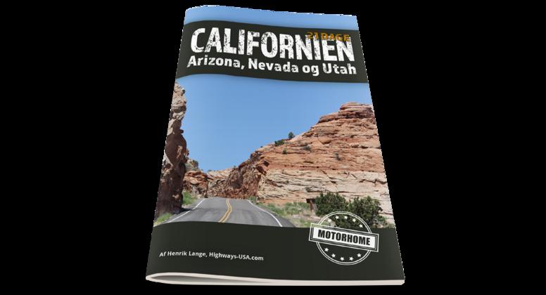 Californien, Arizona, Nevada, Utah: 21 dage i motorhome