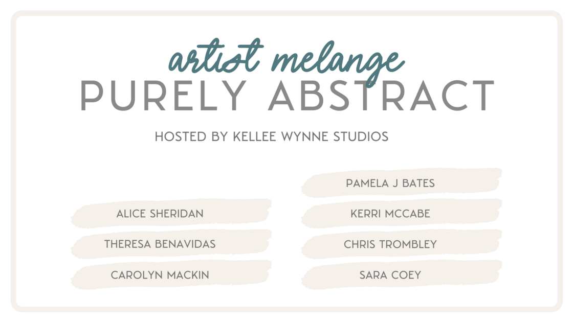 Artist Melange Purely Abstract