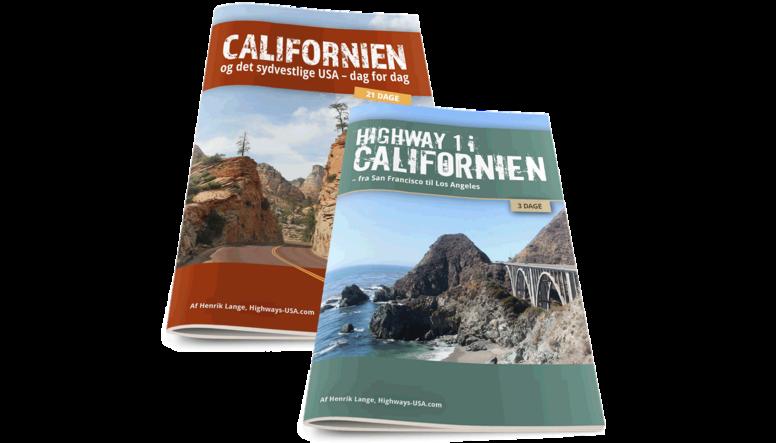 Rabatpakke: Californien og sydvestlige USA + Highway 1