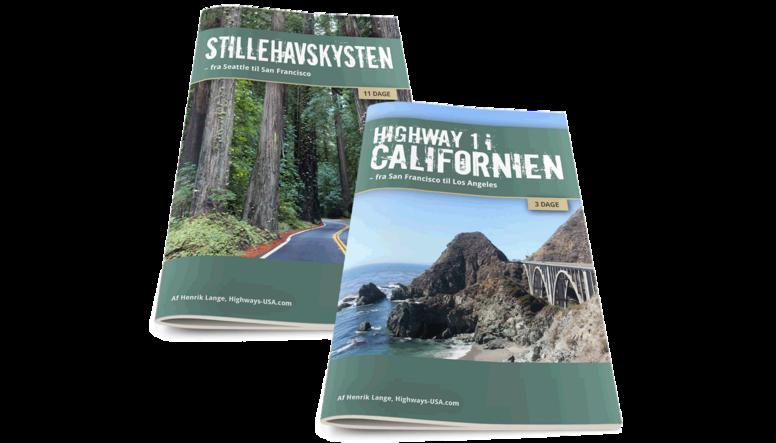 Rabatpakke: Stillehavskysten + Highway 1 i Californien