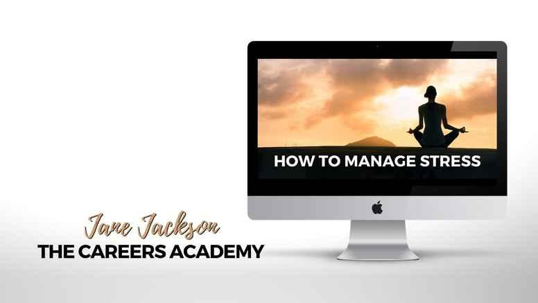 HOW TO MANAGE STRESS Program