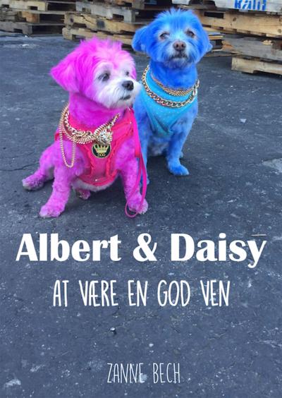 Albert daisy dk forside