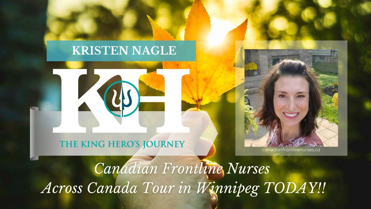 kristen nagle frontline nurses