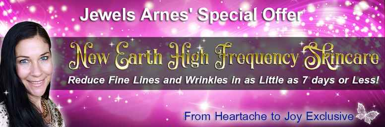 S21: Jewels Arnes (A) New Earth High Frequency Skincare