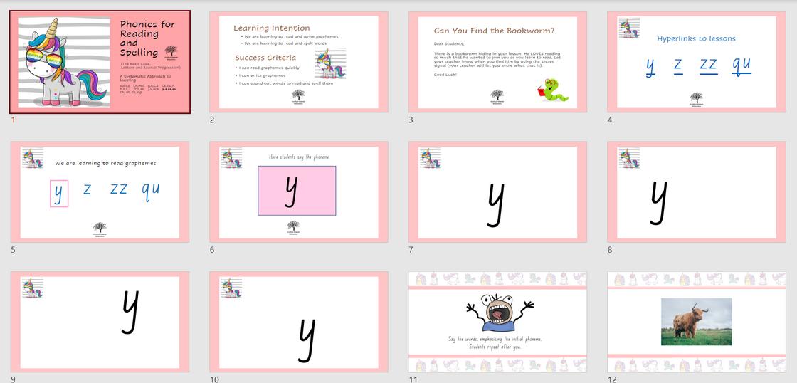 PowerPoint Sample