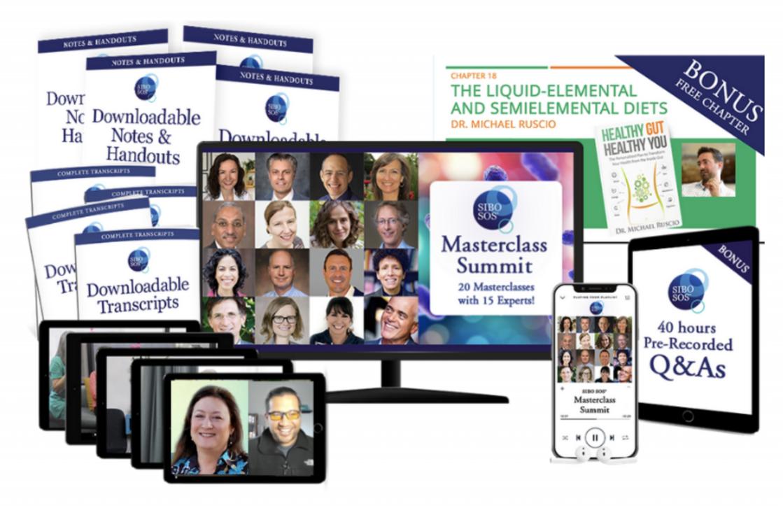 1st Steps Treating SIBO Masterclass Summit