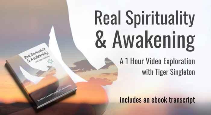 Real Spirituality & Awakening
