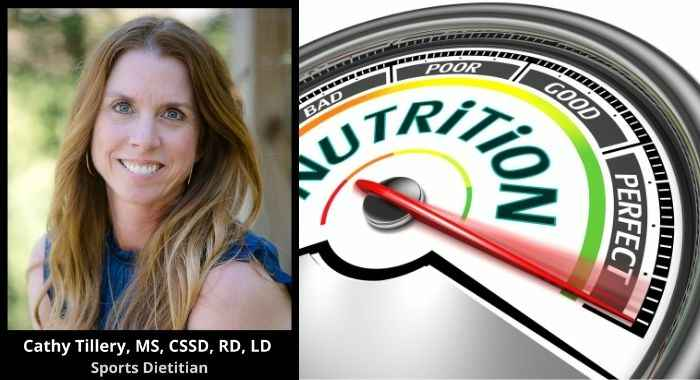 Cathy Tillery Maintain Weight, Build Muscle and Improve Performance