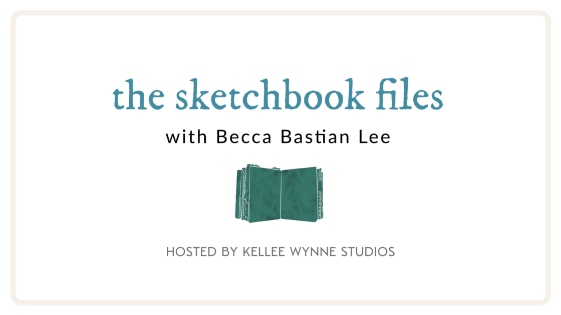 Studio Courses The Sketchbook Files title Card