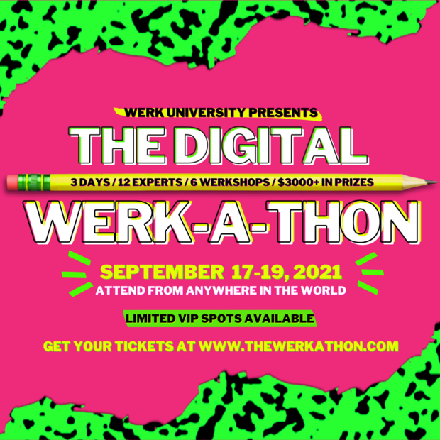 Title 3 Graphic_Werk-A-Thon Promo Graphics