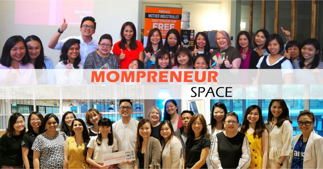 Mompreneur Space FB Group Cover