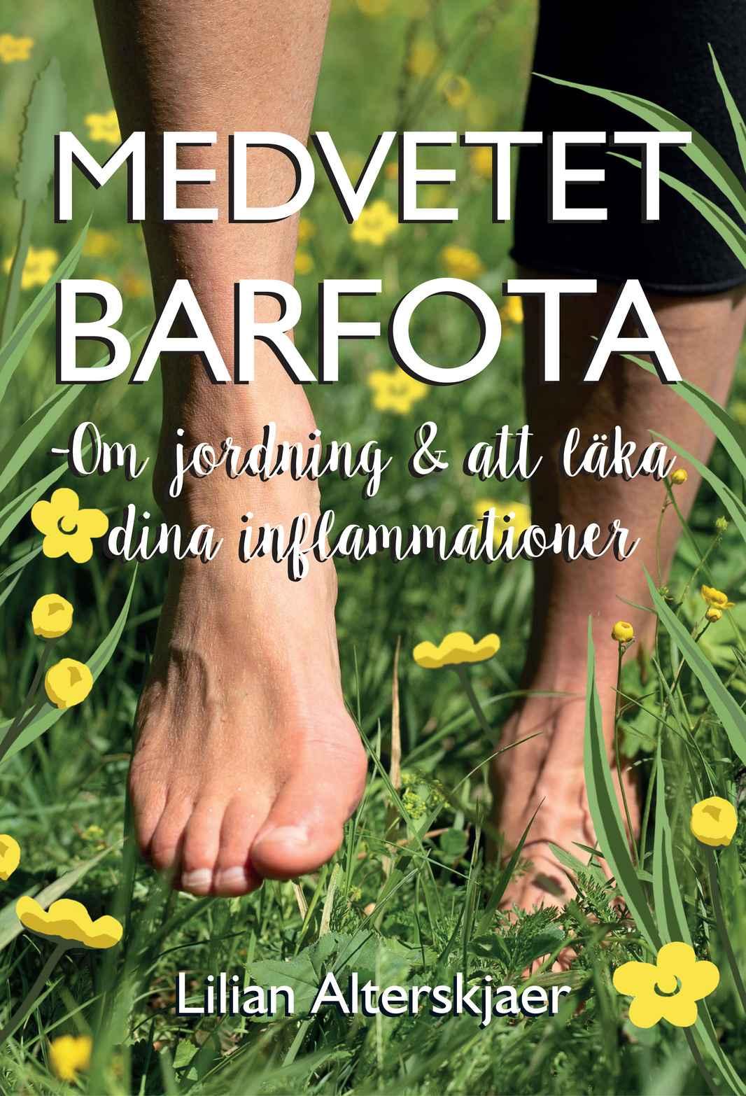 Medvetet Barfota_Frontcover