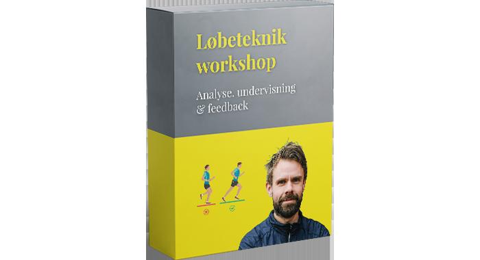 Løbeteknik workshop