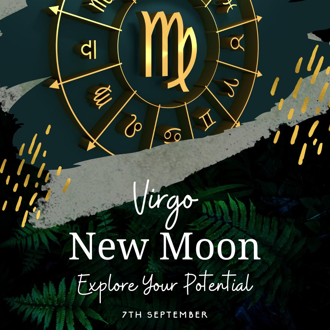 9. New Moon in Virgo