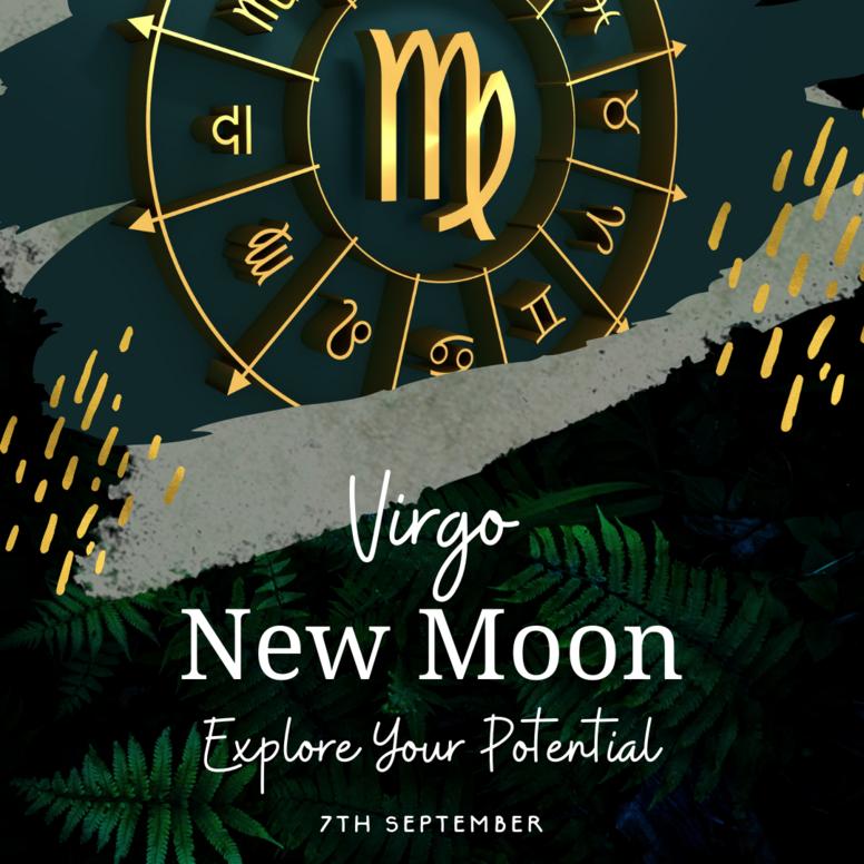 New Moon in Virgo Guide - September 2021