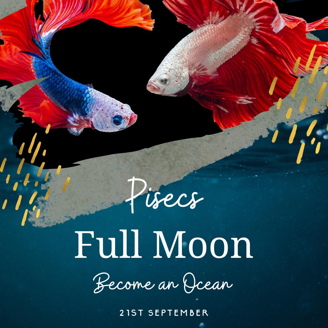 9. Pisces Full Moon