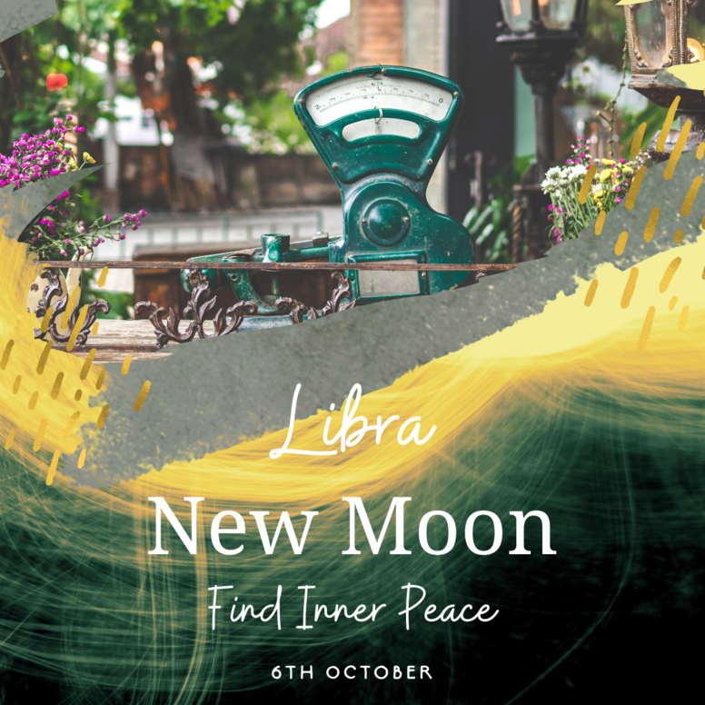 New Moon in Libra Guide - October 2021
