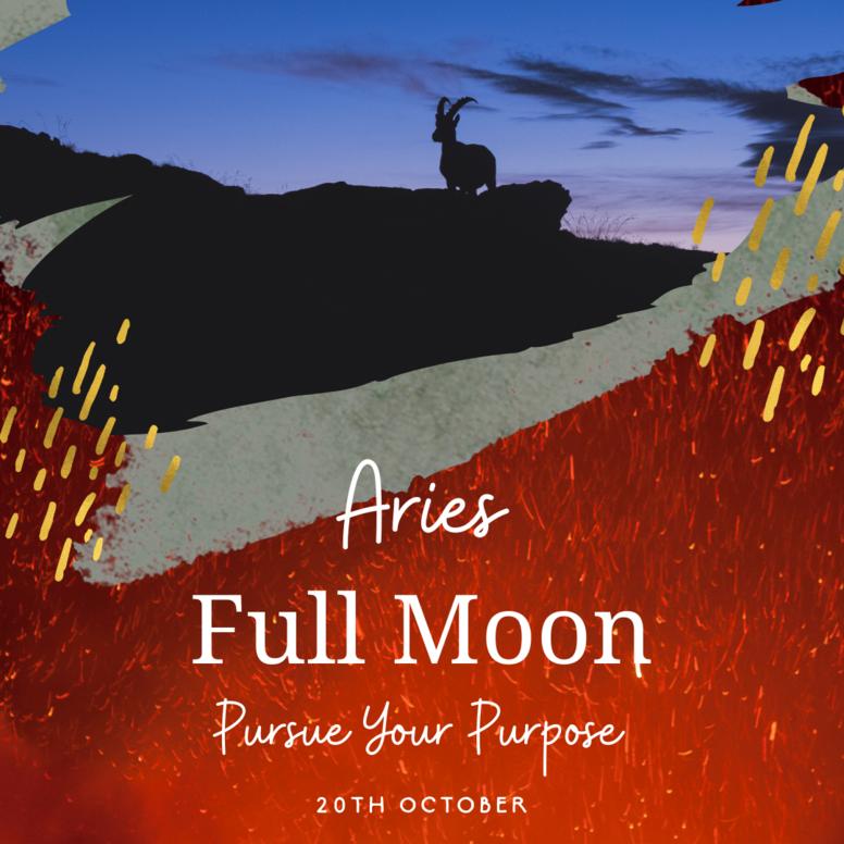 October Full Moon in Aries Moon Guide