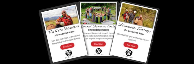 3 Shamanic Series