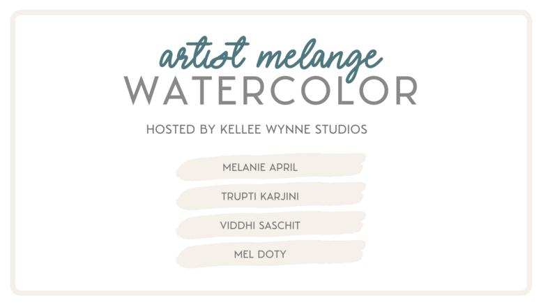 Melange: Watercolor
