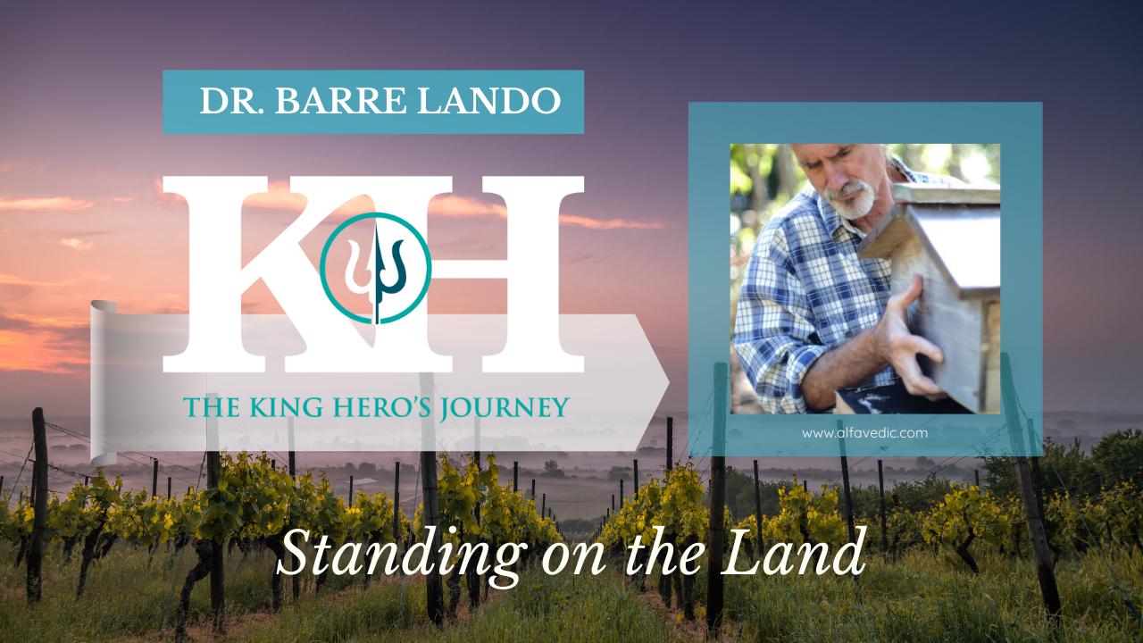 Barre Lando Land King Hero Interview Thumbnail