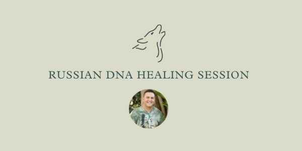Russian DNA & Cellular Healing Session