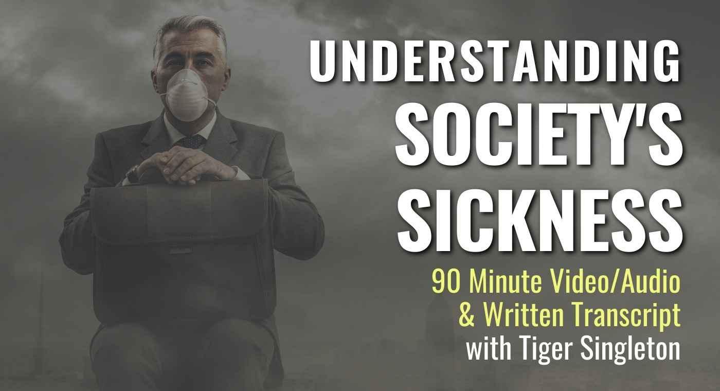 Understanding Society's Sickness