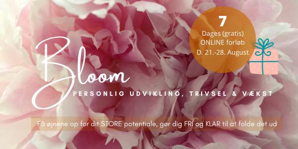 BLOOM 7 dages (gratis) online forløb