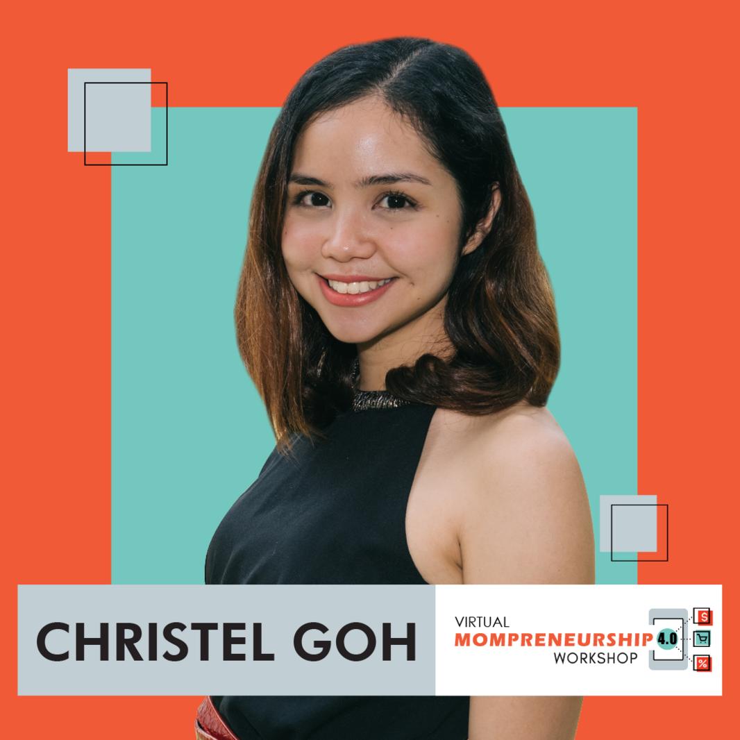Mompreneur Speaker Card_Christel Goh
